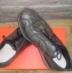 μπότες, δέρμα, άνοιξη-φθινόπωρο