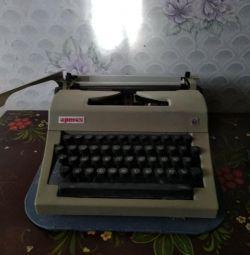 Ortech typewriter type PP-215-09