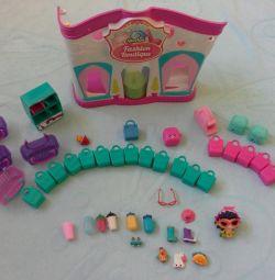 Shopkins παιχνίδια και κατάστημα