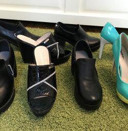 Pantofi 4 perechi!