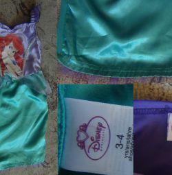dress mermaid 3- 4 years -
