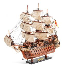Modelul navei de navigatie