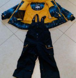 Set de haine de iarnă GUSTI