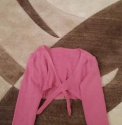 Κομψή μπλούζα για κορίτσια