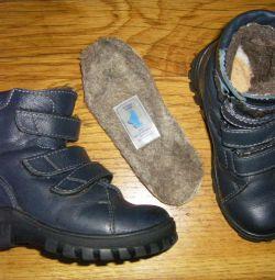 Ортопедические ботинки 165-180мм