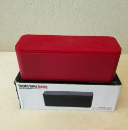 Difuzor portabil Bluetooth Music Box B 61