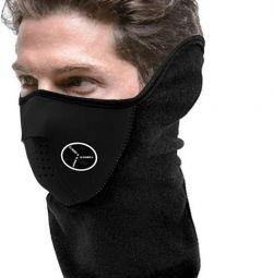 НОВАЯ маска защитная (байкеры)