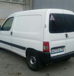 Partener Peugeot