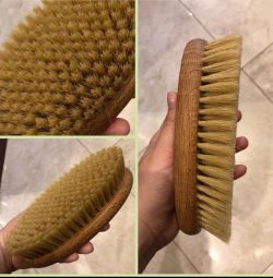 Brush for dry massage EcoBrash