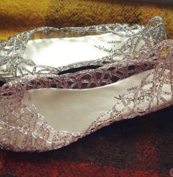 New ballet flats - sandals p36
