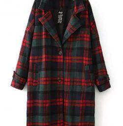 Пальто новое,теплое!.42р.На рост до 165 см