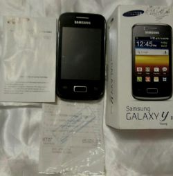 Samsung Galaxy GT-S6102 Telefon