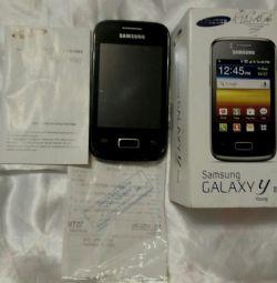 Samsung Galaxy GT-S6102 τηλέφωνο