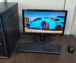 Продаю 2 ядерний комп'ютер з відеокартою!