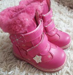 Χειμερινές μπότες 23ρ
