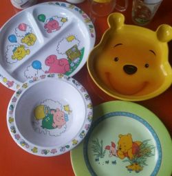 Children's dishes