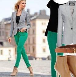 Mudo Collection Jeans Pantaloni
