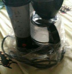 New coffee maker, Maxwell MW-1660 BK