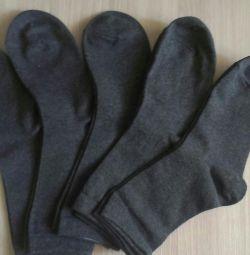 Νέες κάλτσες για το αγόρι.