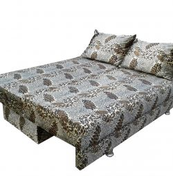 sofa bed new with warranty