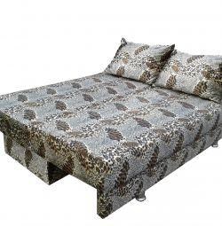 καναπέ-κρεβάτι νέο με εγγύηση