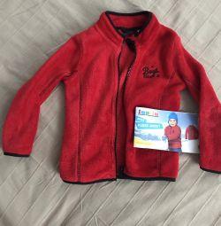 Jachetă din fleece 98-104