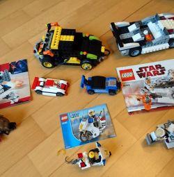Αυτοκίνητα Lego και πολέμους αστέρων