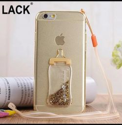 Cover iPhone 6 s + cool new