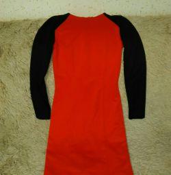 Ρούσαρα φόρεμα