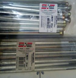 Anchor dowel metal frame