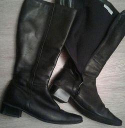 Продам чоботи німецькі