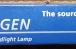 Halogen lamps BLV 100W 240V R7s