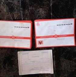 Military Envelopes