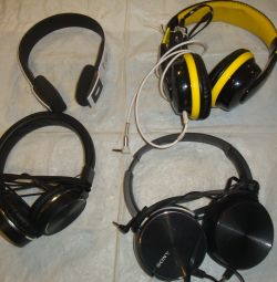 Εξαιρετικά μπάσα / ακουστικά Sony