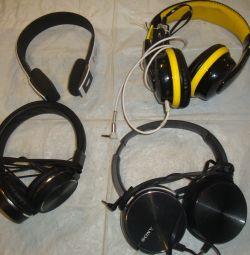 Наушники Sony Extra Bass/вт-наушники