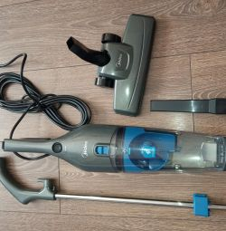 New vertical vacuum cleaner 2 in 1