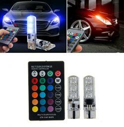 4 becuri Becuri LED pentru mașină