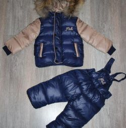 Новий зимовий костюм POLO RALPH LAUREN