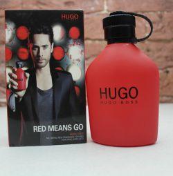 Hugo Boss Hugo Red, Хуго Босс