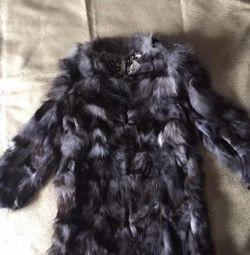 Blană haina de vulpe