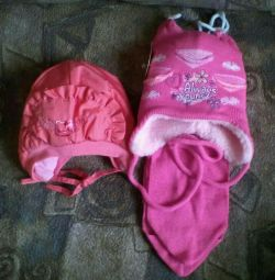 Χειμερινά καπέλα για παιδιά