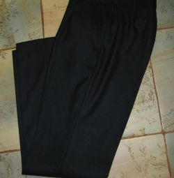 New trousers for height 170