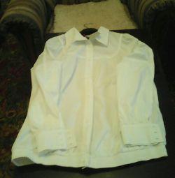 Ελαστική μπλούζα Stretch.