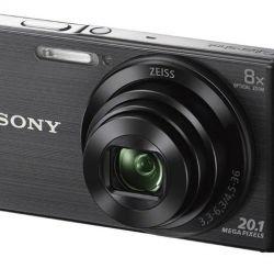 Как новая 20,1 Мп камера Sony Cyber-shot W830B