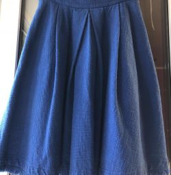 Skirt with an overstated waist George J love Italy