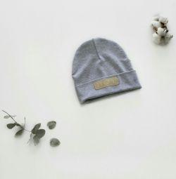 🔹НОВАЯ шапка