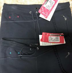 Sports pants for teens, for girls, Turkey