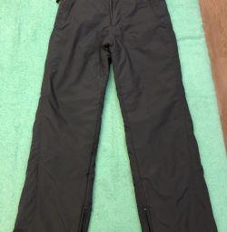 Горнолыжные штаны брюки