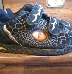 Sneakers 3D Dino, Dinosoles