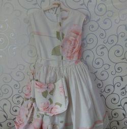 Rochie nouă.